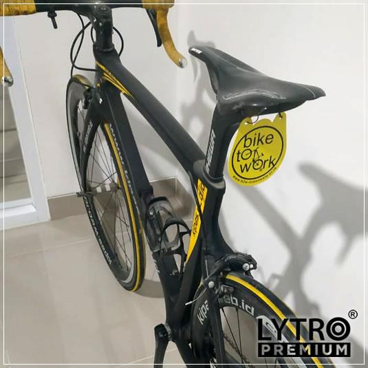 Bike Tag - Bike To Work Indonesia
