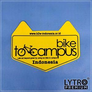 Bike Tag – Bike To Campus