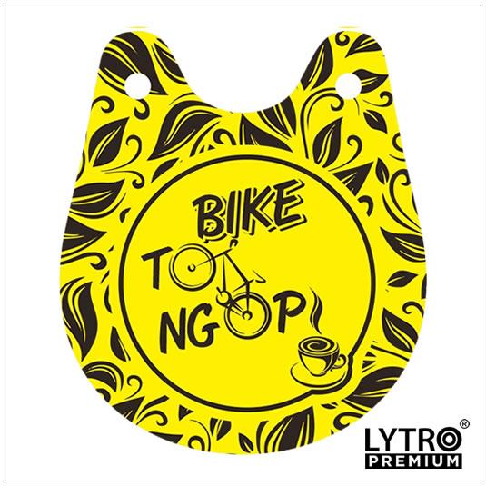 Bike Tag - Bike To Ngopi