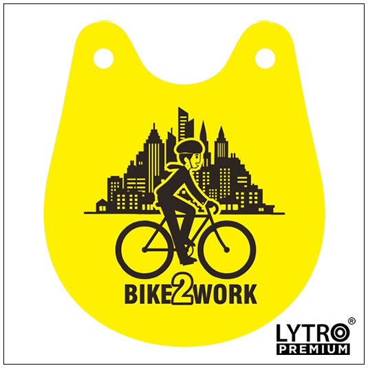 Bike Tag – Bike To Work