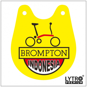 Bike Tag - Brompton Indonesia