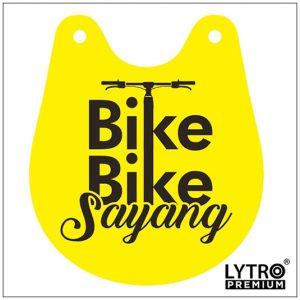 Bike Tag - Bike Bike Sayang